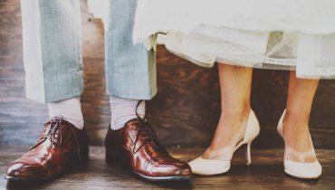طراحی برای زوج در عروسی