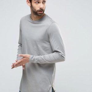 تی شرت بلند آستین بلند