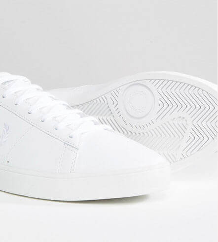 کفش ورزشی سفید